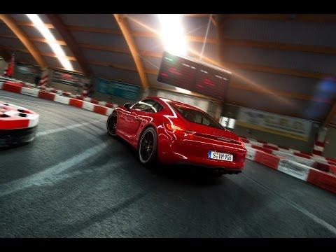 Porsche Cayman GTS - świat jest zakręcony!