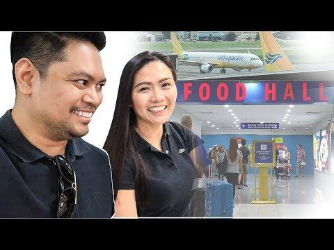 Off To Legazpi - NAIA Terminal 3 Food Hall (Virtual Tour)