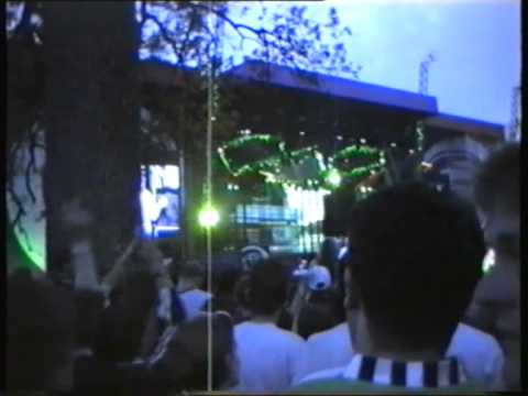 Oasis Round Are Way At Loch Lomond 1996 Youtube
