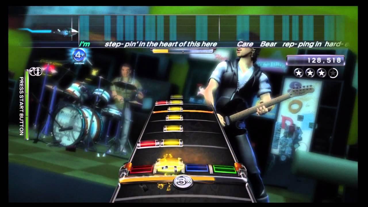 Amateur videos rock band