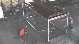 видео Блок-контейнеры металлические строительные