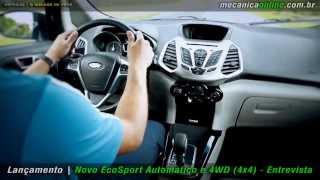 Video EcoSport Automático e 4x4 (4WD) download MP3, 3GP, MP4, WEBM, AVI, FLV Mei 2018