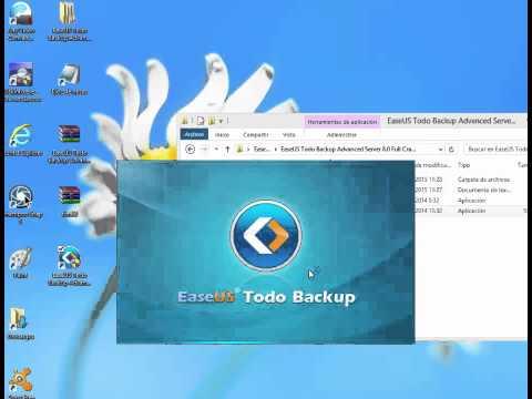 Descargar EASEUS Todo Backup Advanced Server 8.0 FULL