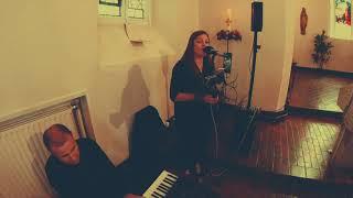 No One (Alicia Keys) - Katie Hughes Cover Version YouTube Thumbnail