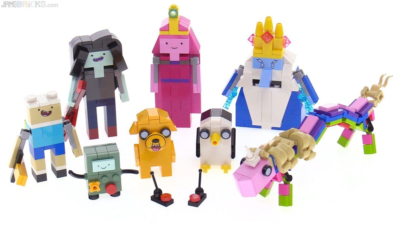 LEGO Ideas Adventure Time 21308 Brand New