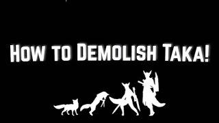 HOW TO DEMOLISH TAKA! | VainGlory Gameplay Montage #3