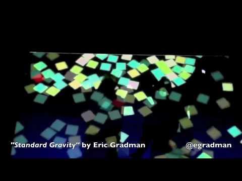 """""""Standard Gravity"""" - OpenKinect (libfreenect/python)"""