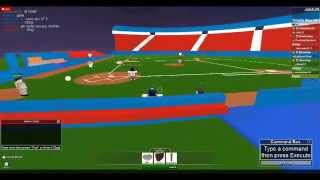 Toronto Vs Phillies- Scrimmage Roblox NRBA