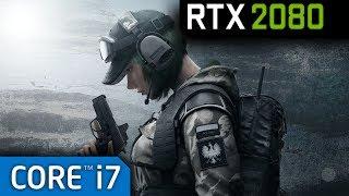 Rtx 2080 Rainbow Six Siege 1080p