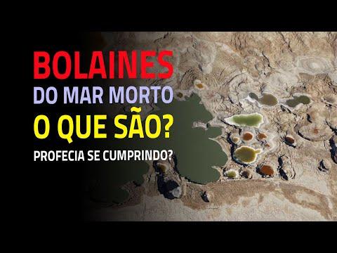Caravana a Israel 2013 - O mistério dos Bolaines do mar morto