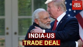 India-US Trade Deal Likely To Take Place During Trump's Visit To India