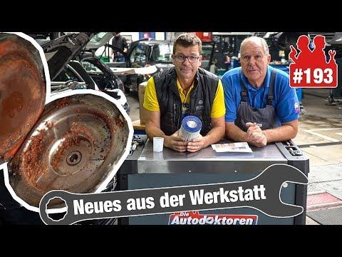 Billigluftfilter: Atemnot beim Fiat Punto |Fehlersuche: Wo läuft bloß das Wasser in den Benz?