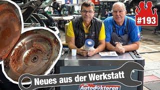 Billigluftfilter: Atemnot beim Fiat Punto | Fehlersuche: Wo läuft bloß das Wasser in den Benz?