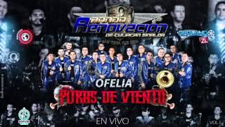 Banda Renovacion - Ofelia (En Vivo 2016)