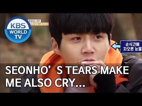 Seonho's Tears Make Me Also Cry… [2 Days & 1 Night Season 4/ENG/2020.01.12]