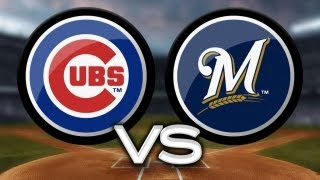 9/17/13: brewers win in ninth on walk-off bunt