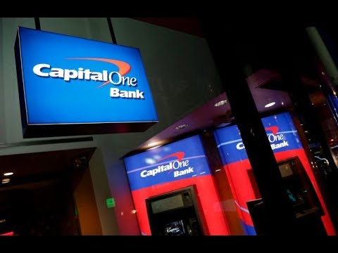 Massive data breach hits Capital One affecting more than 100 million customers