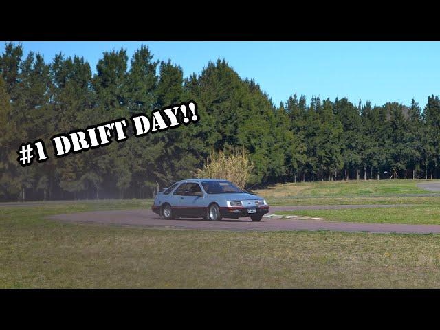 Primer prueba de DRIFT con el Sierra XR4