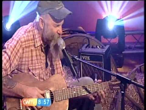 Seasick Steve, GMTV P2. 'I started out with nothing'