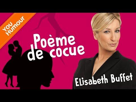ELISABETH BUFFET - Poésie d'une cocue
