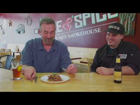 Chef Notes: Thomas Poux Of Fire And Spice From Huntsville, Alabama