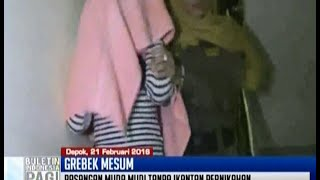 Download Video Kepergok tanpa busana, pasangan muda mudi bukan suami istri di Depok terjaring razia - BIP 22/02 MP3 3GP MP4