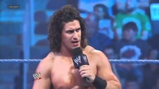 Ryback vs Derrick Bateman WWE Smackdown 5-4-12