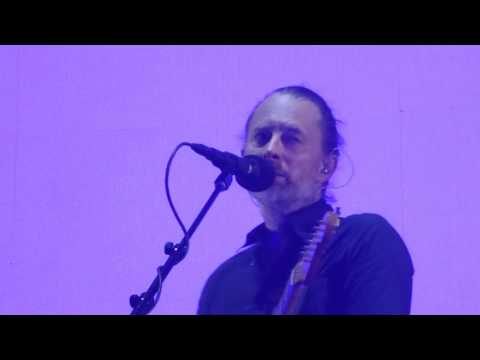 Radiohead: I Promise - 3-Arena Dublin Ireland 2017-06-20 front row 1080HD