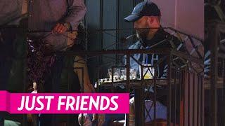 Justin Timberlake and Alisha Wainwright are 'Just Friends'
