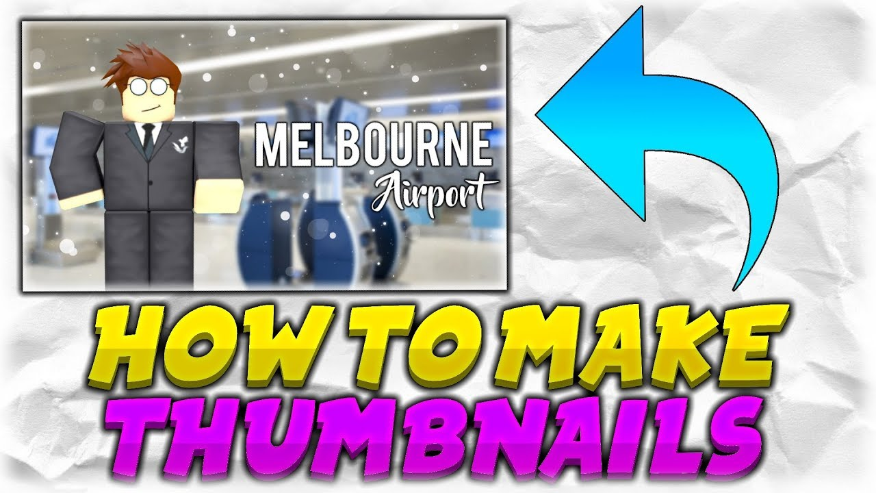 How To Make Roblox Thumbnails Using Paint Net Gfx Youtube
