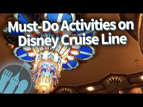 You HAVE To See This FLOATING CANDY STORE On Disney Cruise Line!