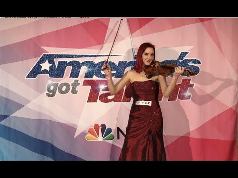 AMERICA'S GOT TALENT 2018 AUDITION in NASHVILLE