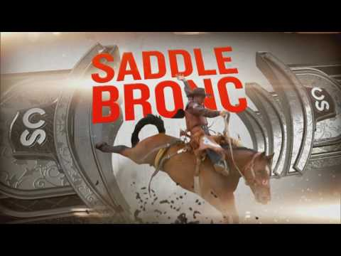 Calgary Stampede - Rodeo Highlights of the Day - Day 2