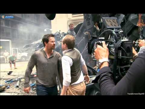 Transformers: Age Of Extinction - Special Edition - Special Features - Behind The Scenes - Part 5