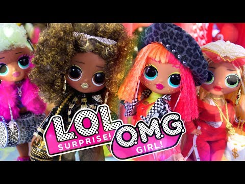 Unbox Daily: ALL NEW LOL Surprise OMG Dolls