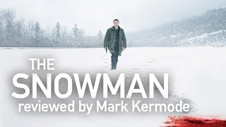 The Snowman reviewed by Mark Kermode
