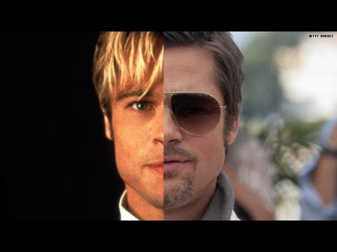 Transformations: The curious looks of Brad Pitt