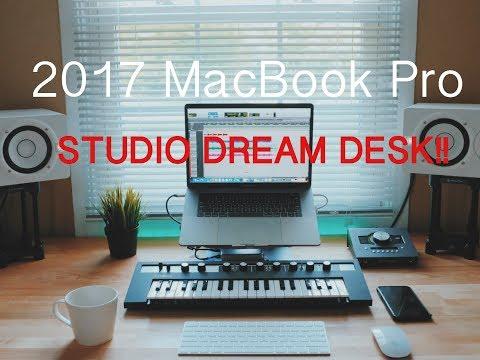 2017 Macbook Pro Studio/Universal Audio Twin Quad MK2!!