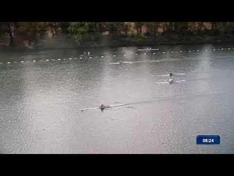 2020 European Rowing Junior Championships - Belgrade, Serbia - Day 1 - Heats