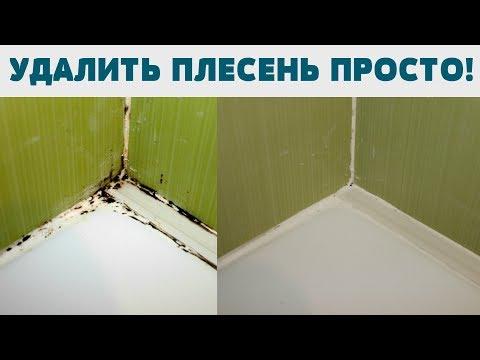 КАК НАВСЕГДА УБРАТЬ  ПЛЕСЕНЬ ГРИБОК в ванной КАК ОЧИСТИТЬ ШВЫ МЕЖДУ ПЛИТКОЙ УДИВИТЕЛЬНО ПРОСТО