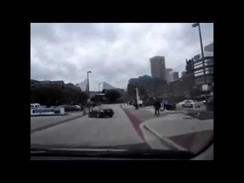 Driving Tour of Baltimore, Maryland