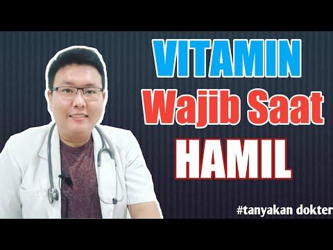 VITAMIN UNTUK IBU HAMIL -TANYAKAN DOKTER - Dr.Jeffry Kristiawan