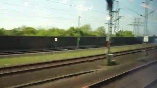 Поезд Кельн-Дюссельдорф