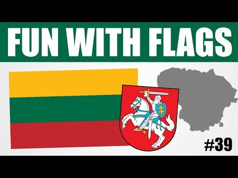 Fun With Flags - Lithuania