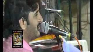 Nilesh Gadhavi Bholenath Aarti At Bhootnath Bhuj Kutch