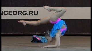 "РУСАЛОЧКА. Кузнецова Анна, Театр танца ""Галатея"", Ростов."