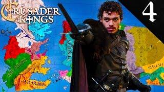 ALL HAIL KING BRANDON STARK! CRUSADER KINGS 2: GAME OF THRONES: HOUSE STARK EP. 4