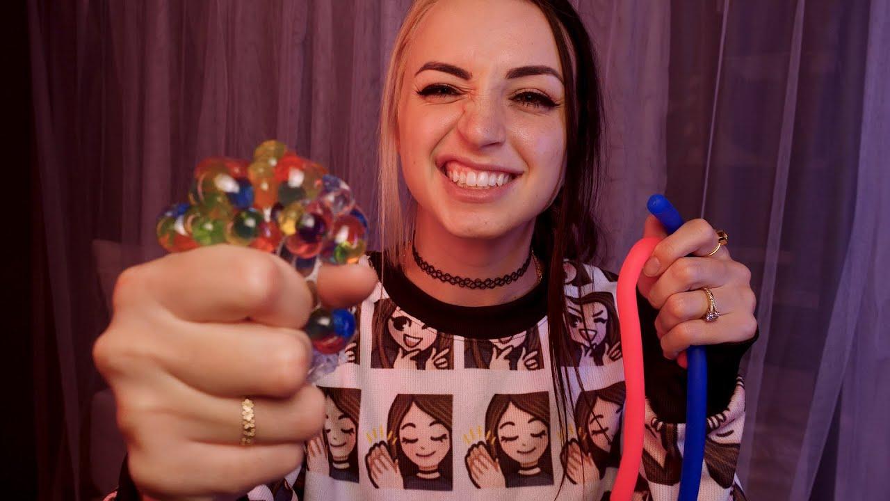 ASMR   Fidget Toys & Oddly Satisfying Sensory Items
