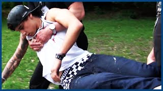 Repeat youtube video Janoskians - Jai PASSES OUT in Germany!  - European Vacation Ep 4