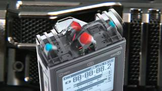 R-26 Portable Recorder Overview